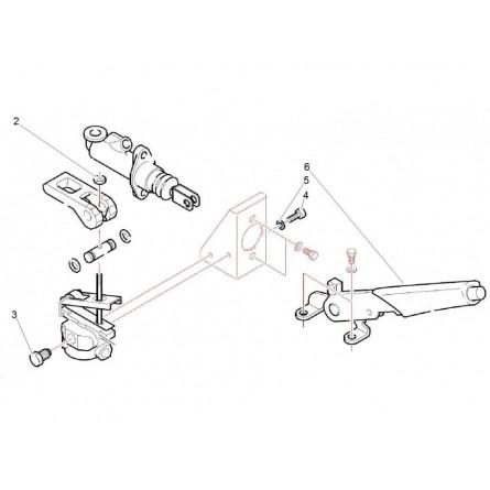 F63 circuit freinage
