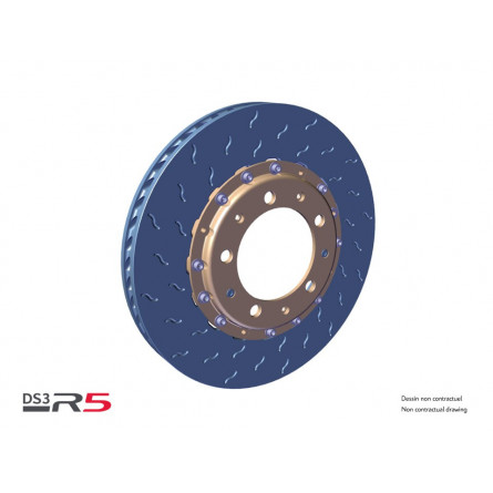 F11 Gravel front brake discs