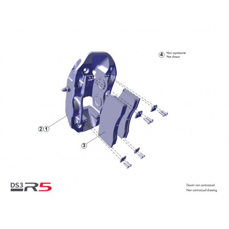 F21 Etrier AV