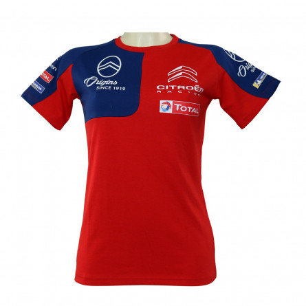 T-shirt femme Replica Citroën Racing