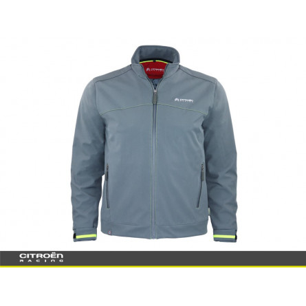 C3 WRC men softshell jacket