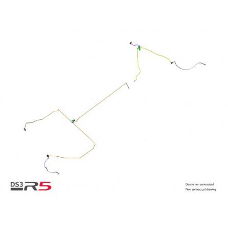 F63 Braking system (Gravel)
