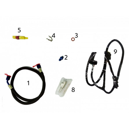 DS3 R1 Fuel Sample Kit