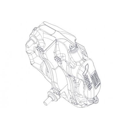 F41 Ensemble Etrier AR terre