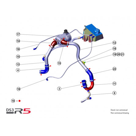 B12 Water Radiator