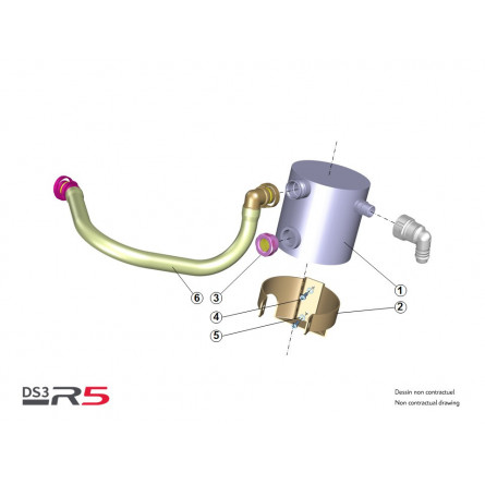 A15 Lubrification