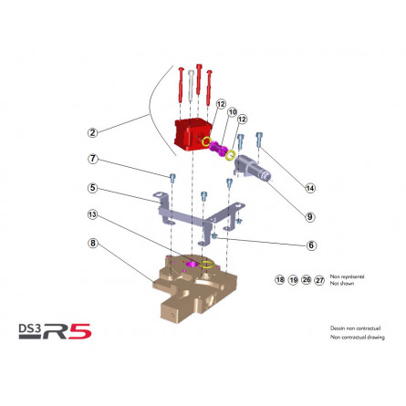 C35 Prop shaft clutch command