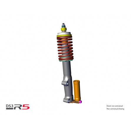 E25 Rear suspension (Gravel)