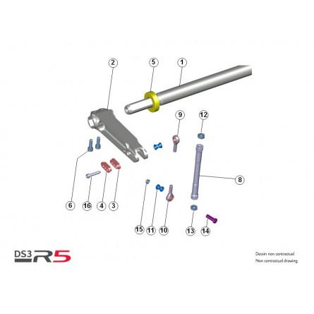 E26 Barre Anti-Roulis AR