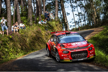 Citroen C3 Rally2 victories in Spain, Italy and France